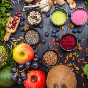 nutrición cosmética